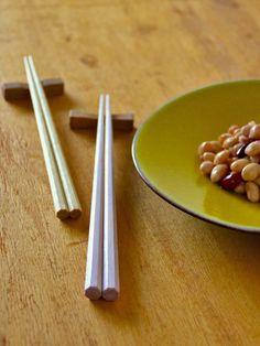 Kitchen Tool : 「指物師 土倉昭夫」の「八角箸」/新生活は、箸はじめに #kitchentools
