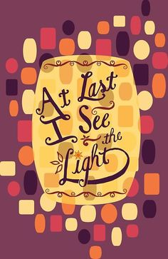 Tangled - At Last I See the Light