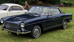 Fiat 2100 Coupe Lusso by Viotti 1962