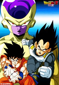 Now this is how it should look I LOVE my childhood animation! They shouldn't have changed it! They changed so much their faces aren't as long, and shiny and their hair is shiny! It wasn't shiny before and I WAS OKAY WITH THAT! They just need to stop doing what their doing now and make DBS how it should have been made. Do you guys agree or is this just me? #PrinceVegeta