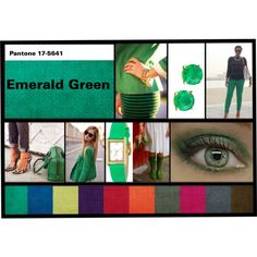 """CAbi is so spot on again!  Be sure to check out the many shades of green in the Fall '13 collection. """"Pantone fall 2013 Emerald Green"""" by alxalw1 on Polyvore"""