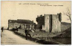 Langon - 33-LANGON-Château du Diable-