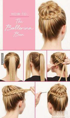 Kepang rambut itu popular di kalangan gadis Eropa dan Amerika, selain cantik juga tak perlu khawatir rambutmu akan terti...