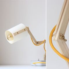 Wood and cement lamp design https://instagram.com/p/BQYFVvcBN-b/