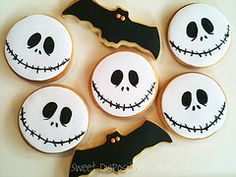 cookies sarah wood for emma - Halloween Cookies Decorating Ideas