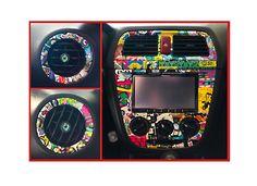Sticker bomb by Doug Smith Media, via Flickr