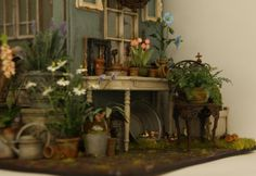 Welcome to artofmini.com for collection, hobby and miniatures for your dollhouse
