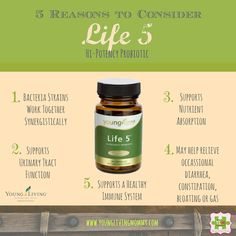 Life 5 #probiotics are the best ones i've taken! They have helped so much with my #IBS