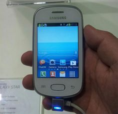 Samsung Intros Galaxy Star and Neo Pocket entry level Android Phones »