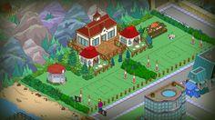 casa sul campo da polo