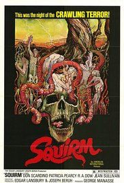 Squirm Full Movie Online. A storm causes some power lines to break and touch the ground, drawing millions of man-eating worms out of the earth, and into town where they quickly start munching on the locals.