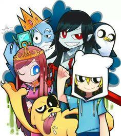 Adventure Time Fanart.