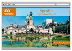 High School Spanish II from Middlebury Interactive Languages Review