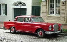 Mercedes-Benz 230S W111 Heckflosse | Flickr - Photo Sharing!