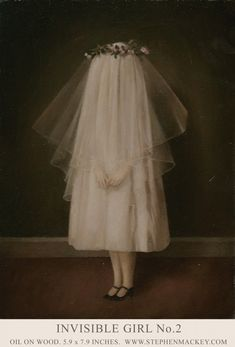 Invisible Girl No. 2 by Stephen Mackey