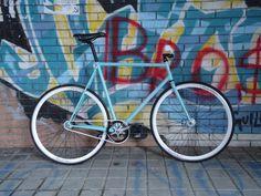 Salix - Iride Fixed Modena - #Iridemodena #fixedgear #scattofisso #fixie #bicycle