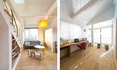 日本復古風挑高公寓 - DECOmyplace 新聞