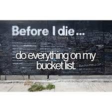 bucket list before i die - Buscar con Google