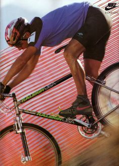 John Tomac and his Raleigh Works Bike by Merlin