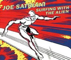 "Released on December 10, 1987, ""Surfing with the Alien"" is the second (and one of his most successful to date) album by Joe Satriani. TODAY in LA COLLECTION on RVJ >> http://go.rvj.pm/5uq"