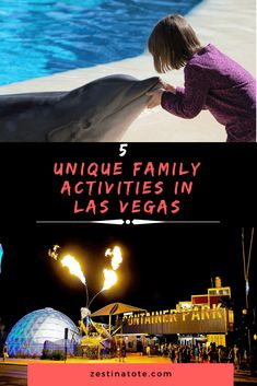 There are all sorts of fun activities in Las Vegas for all ages. Read on for 5 of the most unique activities in Vegas for the entire family. Canada Travel, Travel Usa, Travel Couple, Family Travel, Travel Guides, Travel Tips, Las Vegas Trip, United States Travel, Family Activities