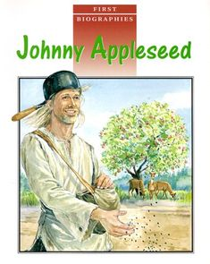 First Biographies: Student Reader Johnny Appleseed, Story Book by STECK-VAUGHN (OT)