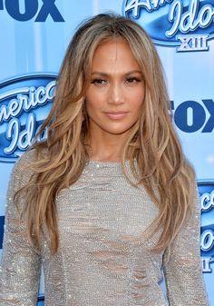 jennifer lopez blonde hair   Jennifer Lopez – American Idol 2014 Finale -14