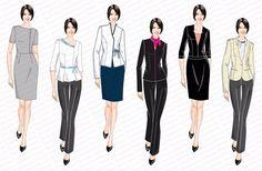 Beauty & Cosmetics Uniform Design | Singapore Uniforms Supplier & Tailor