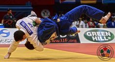 Camilo produces on of the throws of the tournament at © IJF Media Team - Jack Willingham Judo Throws, Forts, Martial Arts, Battle, Action, Wrestling, Lifestyle, Poster, Photography