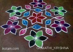 Rangoli | www.iKolam.com