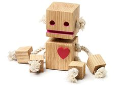 wooden block bots - Google Search