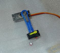 Improved z-probe limit switch holder for auto bed leveling