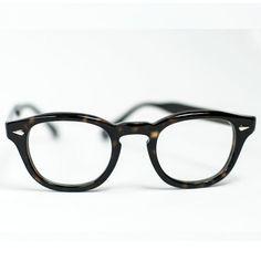 Horn Rim Johnny Depp Optische Brillen 44 24 von TheSpecsCollector