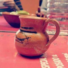 Una bebida tradicional de Tlaxcala, sin ver, sabes que es.  🍺