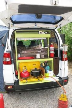 Image result for micro camper apv