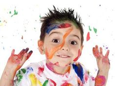 Preschool Children Stock Photos, Images, & Pictures – Images) - Page 2 Cute Boy Wallpaper, Picasso Art, Terrible Twos, Bright Paintings, Listening Skills, Parenting Toddlers, Creativity And Innovation, Toddler Activities, Toddler Play