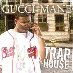 Gucci Mane - Trap House (Clean) (CD)