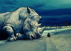 Fotografias, ilustrações e Rio de Janeiro: combinação perfeita