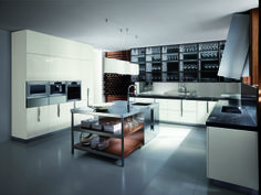Lieblich Italian Modern Design Kitchens   Barrique By Ernestomeda