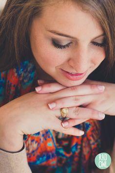 AGGIE ring... And I think this is Amanda fuller @Amanda Fuller