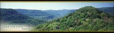 Ozark Mountains Arkansas