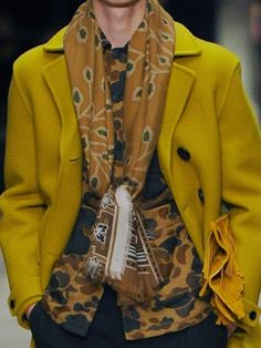 patternprints journal: PRINTS, PATTERNS AND TEXTILE SURFACES FROM LONDON CATWALKS (MENSWEAR F/W 2015/16) / Burberry Prorsum