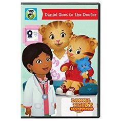 . - Daniel Tiger's Neighborhood: Daniel Goes to the Doctor