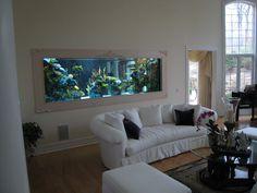 Built-in Fish Tank