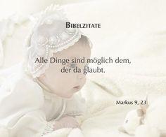 Den richtigen Taufspruch für das Kind zu finden, stellt sich bei der großen Auswahl an Versen oft als eine schwierige Aufgabe heraus. Wir haben für Sie eine schöne Auswahl an Bibelzitaten gesammelt.