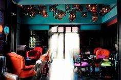 Shanghai Tang Bar by Story of the stone, via Flickr