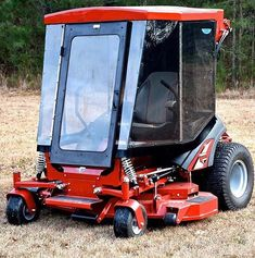 Ferris Mowers 188799409366768053 - What does everybody think about this after market climate controlled cabin ? Source by ctater Yard Tractors, Small Tractors, Tractor Mower, Compact Tractors, Landscaping Equipment, Lawn Equipment, Vintage Tractors, Vintage Farm, Zero Turn Lawn Mowers