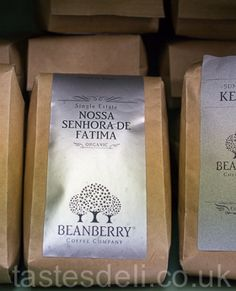 Nossa Senhora de Fatima Single Estate Organic Coffee Beans