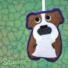 Bartholomew the English Bulldog