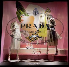 Návštěva Prada na Saks Fifth Avenue v New Yorku | MODA.CZ